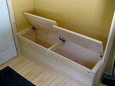 Split Bench   by Rick Scully