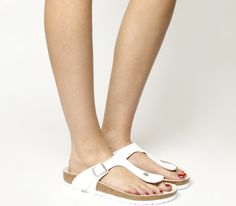 Gizeh Toe Thong Footbed
