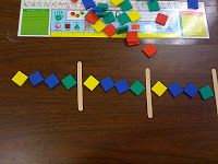 Here's a nice idea for studying patterns and finding pattern units.