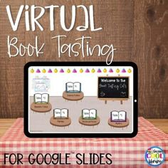 Teaching remotely? You can STILL do a book tasting with your students! A book tasting is a chance to expose students to different to different genres and to get them engaged and excited about reading. Instead of using physical books, you will insert links to book trailers or use with a site like Epi... Reading Marathon, Book Tasting, French For Beginners, Realistic Fiction, Book Trailers, Upper Elementary, Historical Fiction, Used Books, Physics