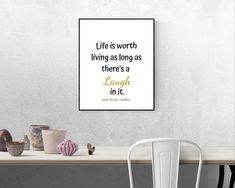 Inspirational Wall Art Gift Ideas, Printables Wall Art, Quote Wall Art Anne With An E, Anne Shirley Cuthbert Printable Designs, Printable Quotes, Printable Wall Art, Printables, Quote Wall, Wall Art Quotes, Printing Services, Online Printing, Inspirational Wall Art
