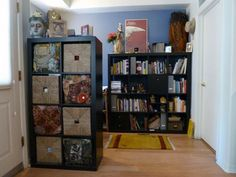 Room Divider Idea: because I'm over my warzone-inspired interior design