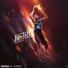 Tim Duncan 'The Victory Bringer' Wallpaper   Posterizes   NBA Wallpapers   Basketball Designs & Artwork