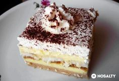 Gesztenyés álom Sweet Cookies, Cake Cookies, Cupcakes, Chestnut Cake Recipe, Baking Recipes, Cake Recipes, Poppy Cake, Chef Gordon Ramsay, Hungarian Recipes