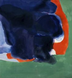 peira:    antonioladrillo:  Helen Frankenthaler: Coalition (1968)