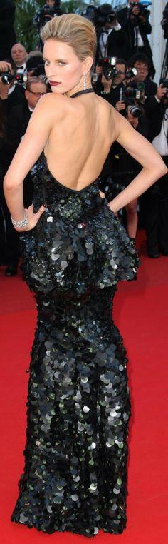 Karolina Kurkova...Cannes 2012 Film Festival