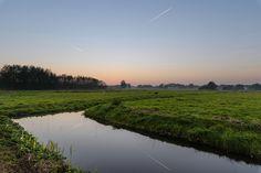 Foto 306 #Sunset, zonsondergang, #Kortenhoef, #Wijdemeren, Noord Holland, Netherlands, #iederedagfoto
