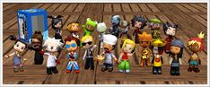 Around the Sims 3   Custom Content Downloads  Objects   Kids   Sims 4 to 3 - MySims Dolls