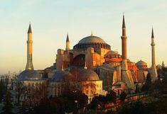 Turkey Country | The Hagia Sophia in Istanbul, Turkey