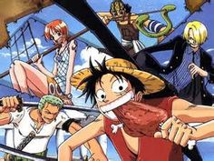 One Piece Nami Usopp Sanji Luffy Zorro