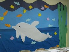 vbs decorating | all last week at our church for vacation bible school
