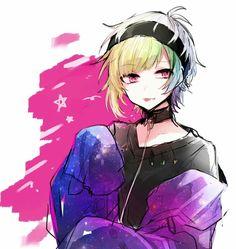 Anime Chibi, Manga Anime, Manga Boy, Anime Demon, Anime Art, Anime Style, The Wolf Game, Neko Boy, Anime Galaxy