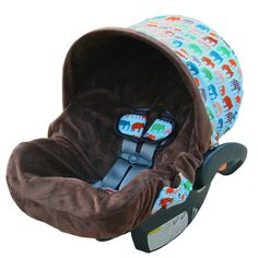 Boy Infant Car Seat Covers