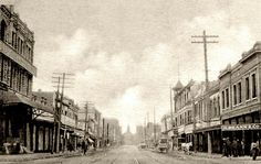 Main Street Fort Worth Texas