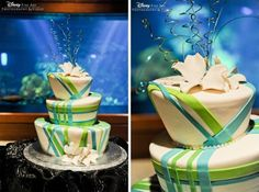 ~Disney Wedding Cake~