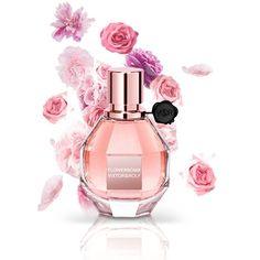 Women's Viktor&rolf Flowerbomb Eau De Parfum Spray ($55) ❤ liked on Polyvore featuring beauty products, fragrance, blossom perfume, flower perfume, eau de parfum perfume, viktor rolf perfume and edp perfume