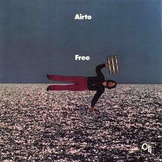 Airto Free LP At a time when mainstream music was being amalgamated with intellectual, experiment sounds, harmonies and rhythms to create underground Mainstream Music, Chick Corea, Worst Album Covers, Bad Album, Vinyl Record Collection, Soul Jazz, Album Cover Design, Lp Cover, Jazz Musicians