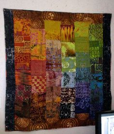 fabric wall hanging ideas - Google Search