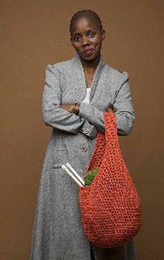 Market Bag Pattern (Crochet)