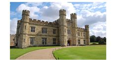 Leeds Castle Location: Maidstone, Kent, England Nearest airport: Kent International Airport Year . Icf Home, Leeds Castle, The Catacombs, Castles In England, Kent England, Famous Castles, London Travel, International Airport, Great Britain