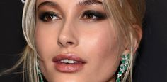 Hailey Baldwin looked amazing at The Angel Ball in New York. Get her makeup look -Sugarscape.com