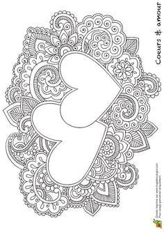 Mandala Heart Coloring Pages. 20 Mandala Heart Coloring Pages. Coloring Pages Color Coloringicture Easy Owlages Unique Heart Coloring Pages, Mandala Coloring Pages, Colouring Pages, Printable Coloring Pages, Adult Coloring Pages, Coloring Sheets, Coloring Books, Wedding Coloring Pages, Doodle Coloring