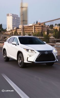 Discover the uncompromising capability of the 2020 Lexus RX and RX Hybrid. Build your own RX. Lexus 2017, Lexus Suv, Lexus Rx 350, Lexus Cars, Best Suv Cars, Luxury Crossovers, Vans, Top Cars, Car Travel