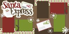 Complete scrapbook kits you can cut!