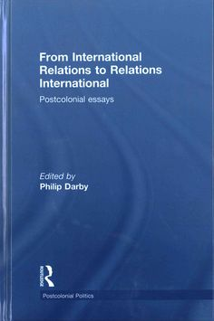 International relations essays