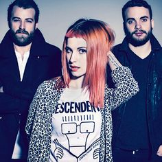 """Check out the premiere of Paramore's brand-new song """"Still Into You""""! The band officially announced today that the track will serve as the second single off the their upcoming self-titled album, du..."""