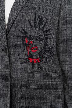 Жакет женский 2031536623, цвет: принт по цене 2699 рублей - купить в Интернет-магазине «Befree» Free