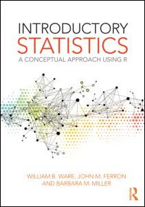Introductory Statistics: A Conceptual Approach Using R (Paperback) - Routledge