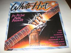 Various - White Hot - An All Out Metal Assault