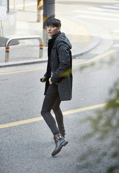 Park Hyeongseop for Zara