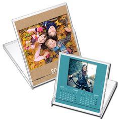 Calendario caja cd
