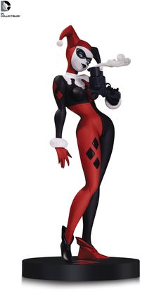DC Comics Designer Series Harley Quinn Bruce Timm Statue www.FanboyCollectibles.com https://www.facebook.com/fanboy.collectibles/ https://twitter.com/FanboyCollect https://www.instagram.com/fanboycollectibles/ https://fanboycollectibles.tumblr.com
