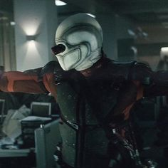 This inevitable Batman and Deadshot showdown, whether it happens in Suicide Squad or a Batman solo film, has me salivating. Bring. It. On.