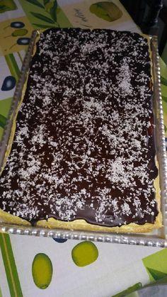Raffaello szelet, egy csábító krémes, kókuszos finomság, ha egy kis sütivel kényeztetnéd a családot! - Egyszerű Gyors Receptek