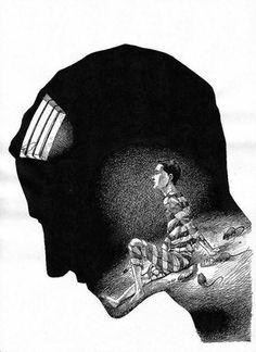 """""""إننا سجناء دقائق مفلسة يمكن أن نعيشها سنين خصبة إذا عرفنا كيف نخرج من أسرها لنحلق في أجواء ذلك العالم الآخر  ماذا نكون نحن في عمر الدنيا حتى ندعي الإحاطة بكل شيء. هذه دنيا كلها طلاسم. كلها طلاسم.""""  Dr. Mostafa Mahmoud  رواية / العنكبوت"""