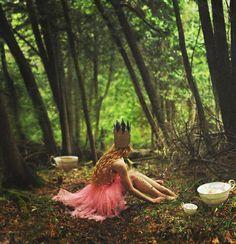Princesses, fairy tales, happy endings