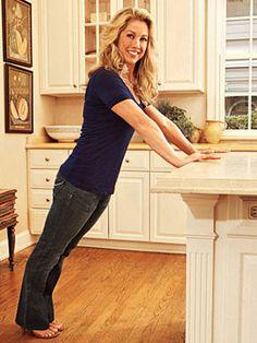Denise Austin's Easy Exercise Moves – Fitness Maxx Fitness Workouts, Easy Workouts, Fitness Diet, At Home Workouts, Health Fitness, Health Club, Health Diet, Fitness Tracker, Short Workouts