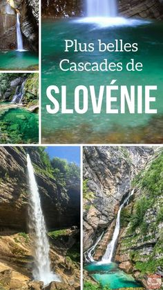 Slovenia Travel Guide - Discover the most beautiful waterfalls in Slovenia - enchanting ans surrounded by forest : Virje Boka Kozjak Savica Pericnik Rinka and more. Beautiful photos and info on how to get there Europe Destinations, Europe Travel Tips, Spain Travel, European Travel, Travel Advice, Places To Travel, Places To Visit, Travel Guide, Travel Hacks