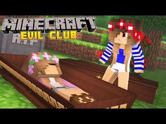 Minecraft-Evil Little Club-EVIL LITTLE CARLY ON A KILLING SPREE!! - YouTube