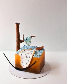 "Cake Art Lookbook on Instagram: ""When🎂 is art! This artistic creation via @itsbakingday  #cake #art #fondantart #specialtycakes #cakedecorator #cakevideo #caketutorial…"" Cake Videos, Specialty Cakes, Cake Tutorial, Love Cake, Cake Art, Amazing Cakes, Fondant, Cake Decorating, Artist"