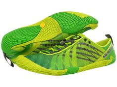 Women's Green Yellow Reflection Running Shoes Collections Designs Of Merrell Reflection Shoes