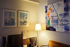 Alpha Sidibe    Studio Manager at Louboutin, Apartment, Paris, Le Marais