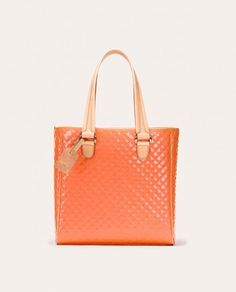 The Grapevine - Consuela ~ Tangerine Dream Classic Tote ~ 7203 , $285.00 (http://www.grapevinegiddings.com/consuela-tangerine-dream-classic-tote-7203/)