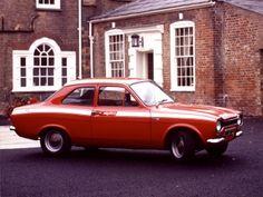 Ford Escort Mexico '1970–74