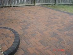half moon steps | ... border. This insallation also included a half moon step construction