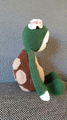 Krissie de schildpad